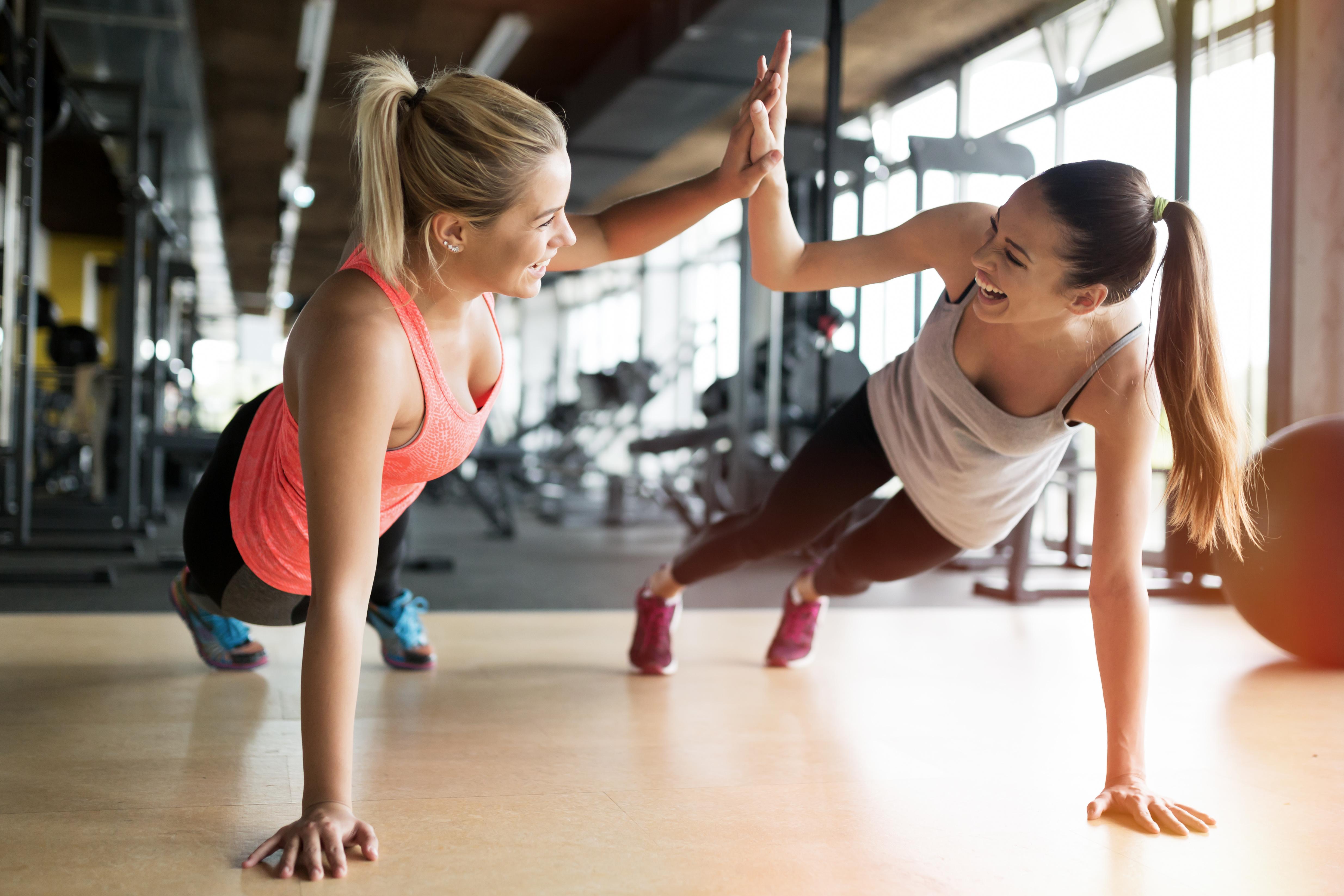sport lekarstwem na stres