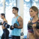 fitness idealny sport dla kobiety